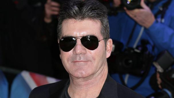 Simon Cowell apparently didn't think much of Kanye West's antics