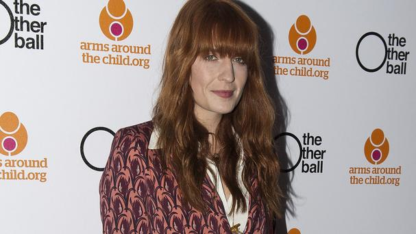 Florence + The Machine has promised