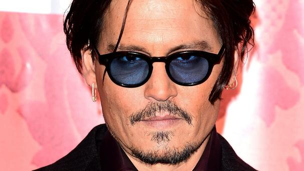 Johnny Depp has formed a group with Joe Perry and Alice Cooper