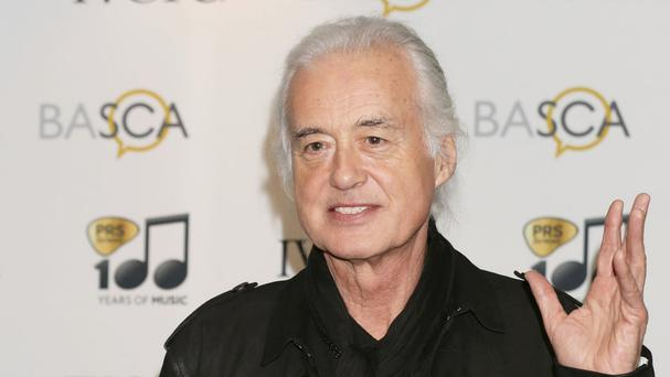 Jimmy Page will receive the Rock 'n' Roll Soul honour at the NME Awards on Wednesday