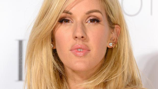 Ellie Goulding has a 'lucky escape' in Norway