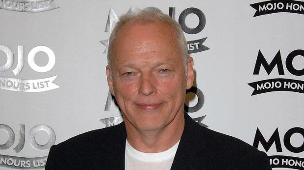 Tickets went on sale on Dave Gilmour's 69th birthday