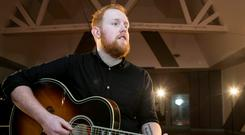 Great expectations: Gavin James has an album out in summer. Photo: Kyran O'Brien