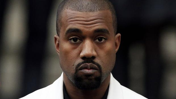 Kanye West is one of this year's headline acts at the Glastonbury Festival