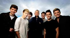 Louis Walsh and HomeTown