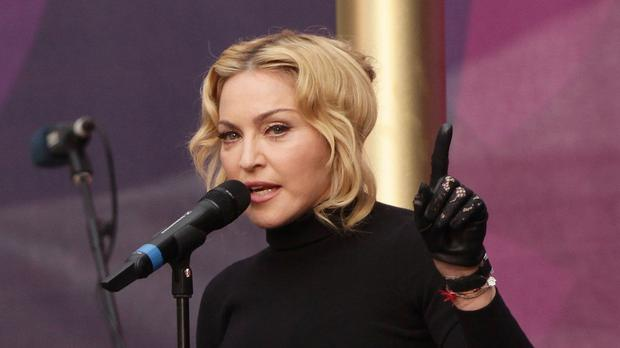 Madonna was revealed as one of the owners of Tidal
