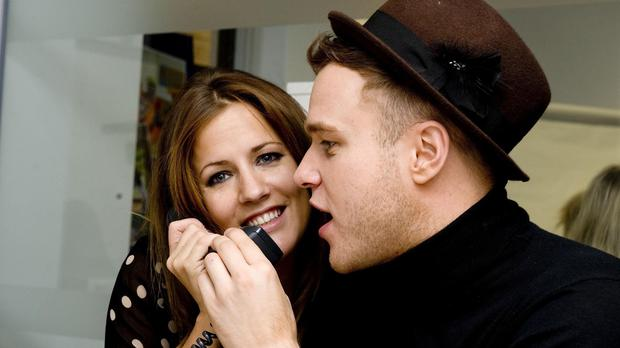 Olly Murs says he would replace Dermot O'Leary on The X Factor - if he could work with Caroline Flack