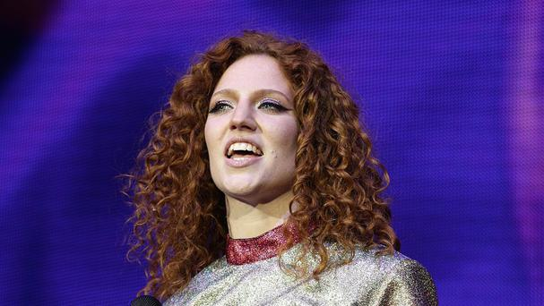 Jess Glynne topped the charts with her song Hold My Hand