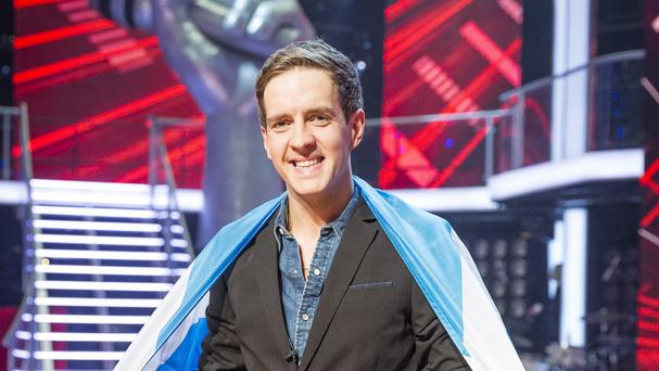 Winner Stevie McCrorie during the final of The Voice