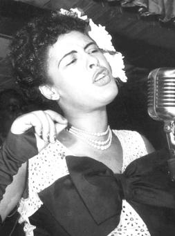 LADY DAY: Billie Holiday was born 100 years ago this week