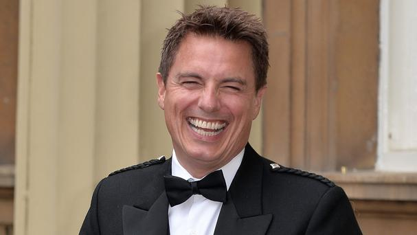 John Barrowman's album You Raise Me Up features covers of many of his favourite songs
