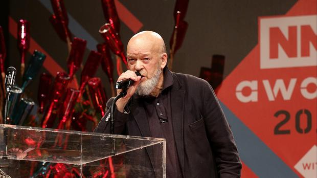 Michael Eavis has seen his name put on a First Great Western train