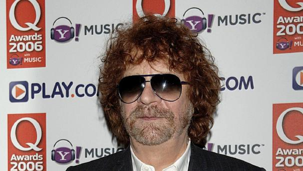 Jeff Lynne has been honoured with a star on the Hollywood Walk of Fame