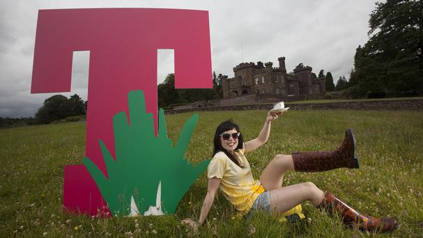 The hosting of T in the Park at Strathallan Castle has been approved by council planning officials (PA/T in the Park)