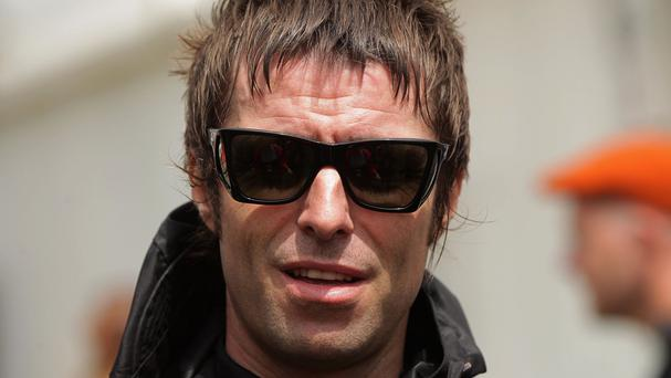 Liam Gallagher, former lead singer with Oasis, has paid tribute to Blur's track Lonesome Street