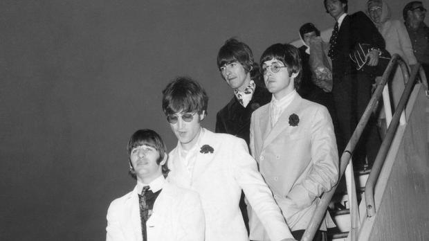 The rise of the Beatles is not the most important event in popular music, experts say
