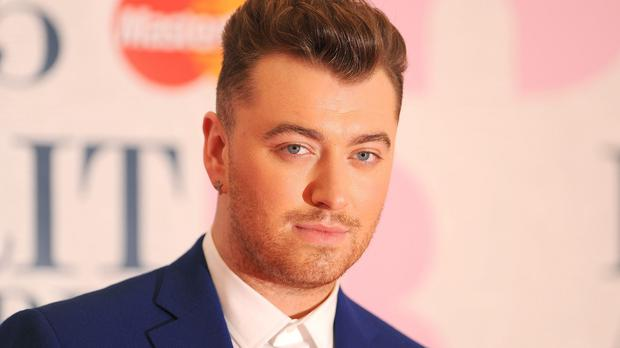 Sam Smith has done particularly well in the US charts