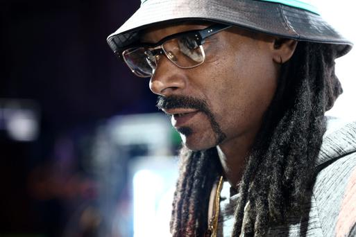 Snoop Dogg: 'I'm just like an old man, in a rocking chair... '