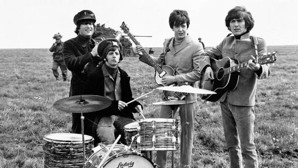 Tracks from the Beatles will be studied for exams