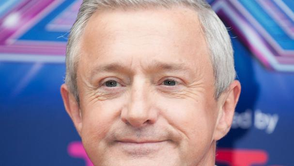 Louis Walsh thinks Robbie Williams would be a worthy successor