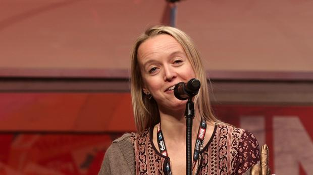 Emily Eavis said it was exciting to book the world's biggest star