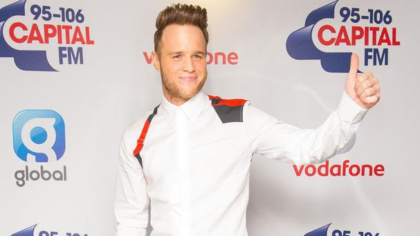 Olly Murs believes Rita Ora would be