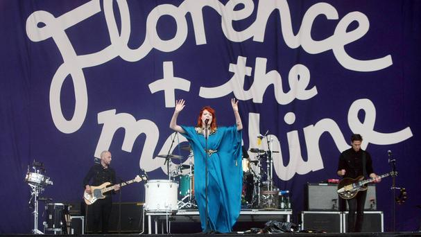 Florence And The Machine's third studio album is this week's number one