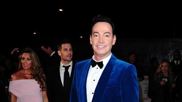 Craig Revel Horwood says he enjoys his Mr Nasty tag