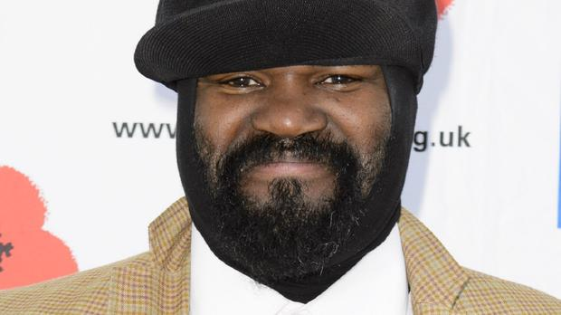Gregory Porter will perform at the Children in Need special