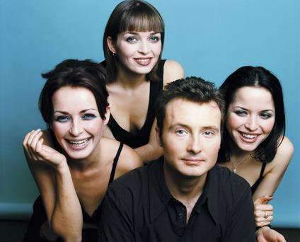 Bland on the run: Will The Corrs still be boring when they return?