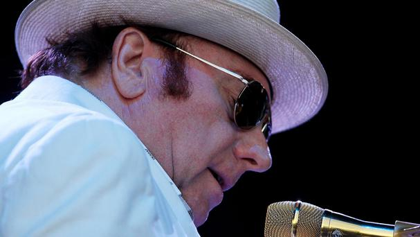 Van Morrison has received a knighthood in the honours list