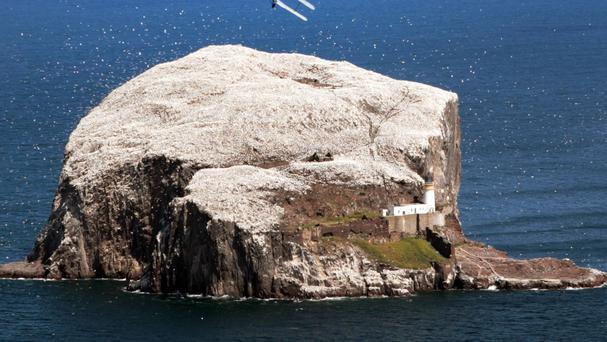 The sounds of Scotland's sea shores will be set to music