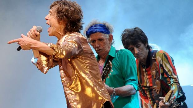 The Rolling Stones exhibition will be held at the Saatchi Gallery in west London