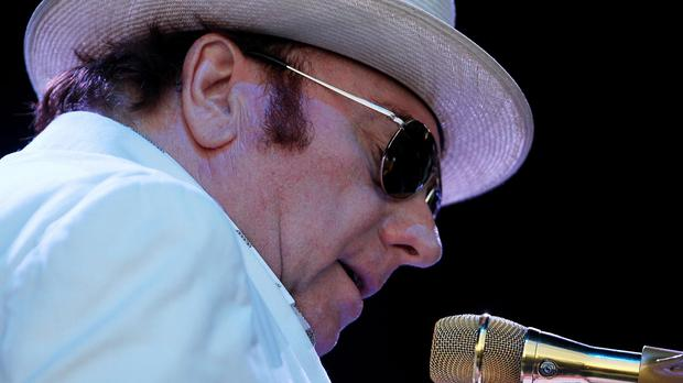 Van Morrison is a Freeman of the City of Belfast