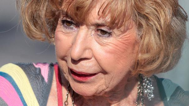 Simon Cowell's mother Julie, who has died at the age of 89.