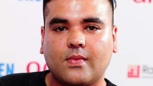 Naughty Boy appears to have fallen out of favour with Zayn Malik