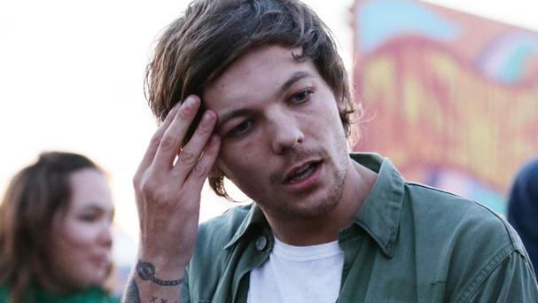 Louis Tomlinson's publicist has refused to comment on reports that he is set to become a father