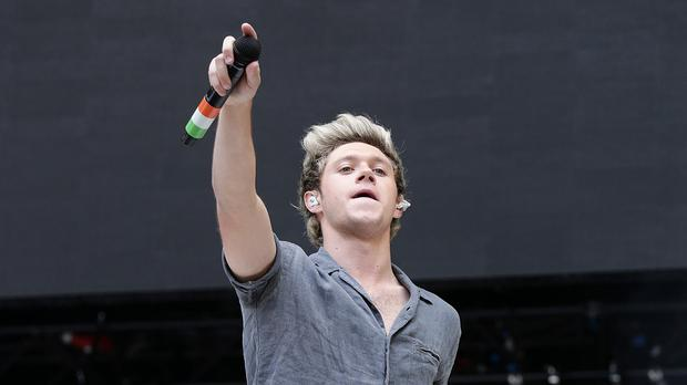 One Direction star Niall Horan, who has been pictured sharing 'good times' with Justin Bieber and Cody Simpson