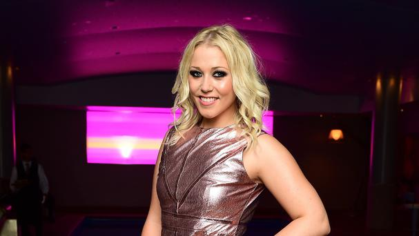 Amelia Lily attends the after party for American Idiot in London