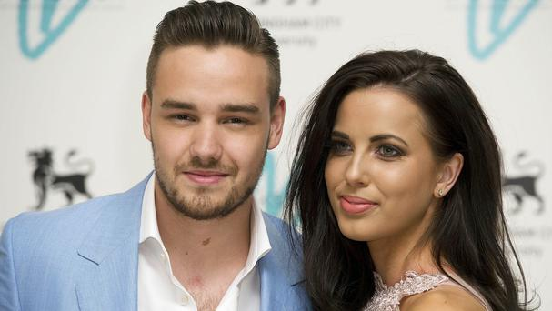 Liam Payne with his partner Sophia Smith