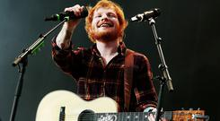 Ed Sheeran is now headlining the Fusion Festival in Birmingham on August 28