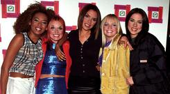 The Spice are reportedly ready to reform for an international tour - but without Victoria Beckham