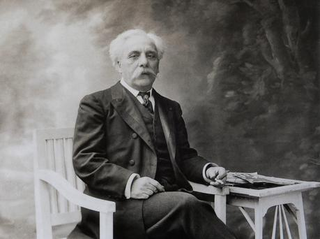 French composer Gabriel Fauré