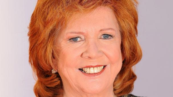 The Very Best Of Cilla Black collection has climbed up to eighth spot in the UK albums chart