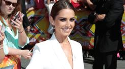 Cheryl Fernandez-Versini says fans need not be concerned about her weight