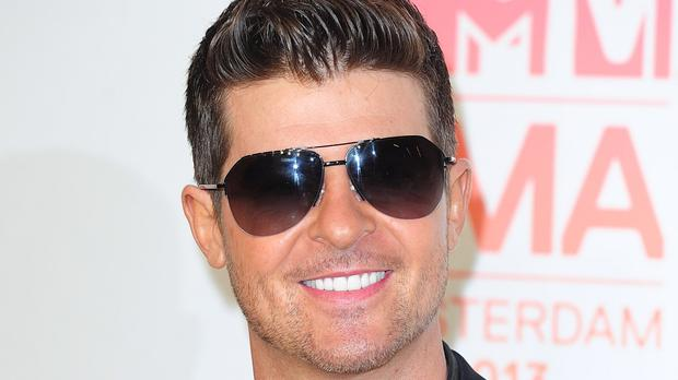Robin Thicke's hit Blurred Lines drew criticism for its lewd lyrics and video
