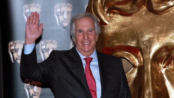 Henry Winkler is a fan of Strictly Come Dancing but would prefer not to take to the dancefloor