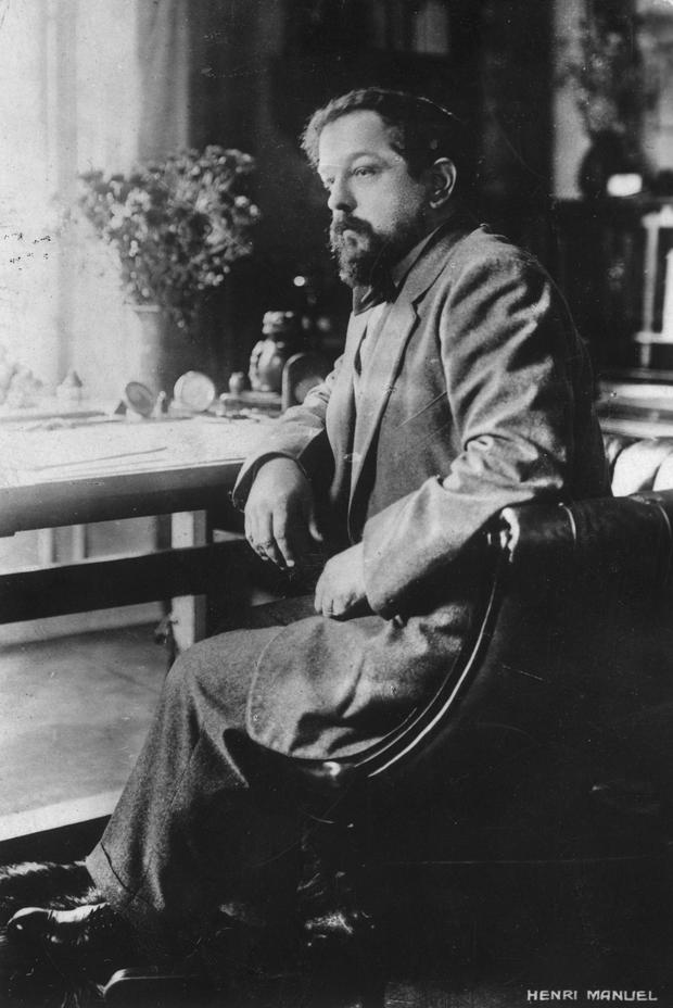 Mystery: Claude Debussy