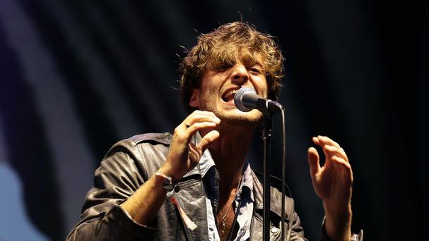 Paolo Nutini will play Saturday night with support from Grace Jones and The View