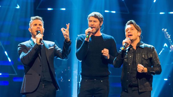 Take That have joined the line-up for the Apple Music Festival